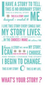 I Have A Story - Origami Owl