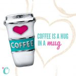 To Go Coffee Cup Charm