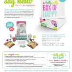 Origami Owl Holly Jolly Box Of Happy