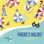 Find the Exclusive, Limited Edition Where's Waldo charms beginning June 13, 2017 under Origami Owl's Trending Category! While Supplies Last!