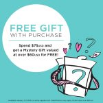 FREE Mystery Gift with Purchase!