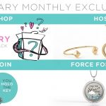 Origami Owl January Monthly Exclusives!